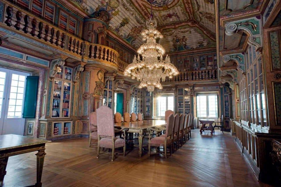 palacio do conde