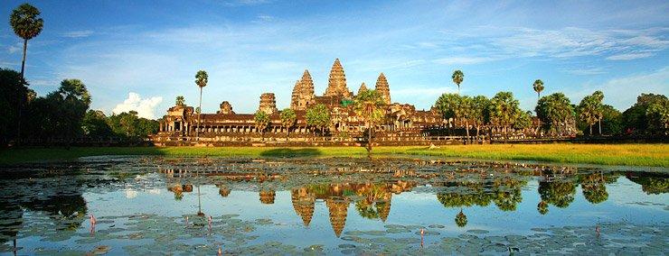 Resultado de imagem para siem reap camboja