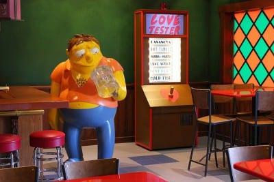 Springfield, cidade de Os Simpsons, vira área temática em Hollywood