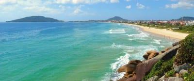 Saiba quais são as cinco praias mais badaladas de Florianópolis