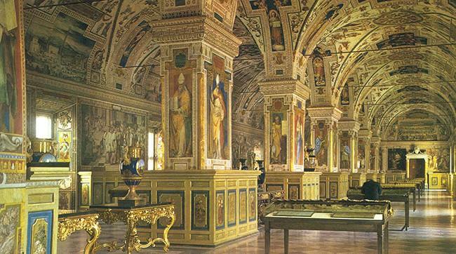 Vaticano-Biblioteca5