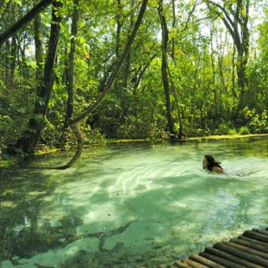 10 lugares diferentes no Brasil