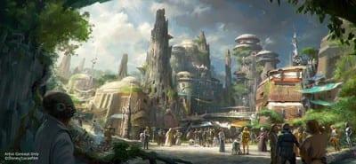 Disney vai ganhar dois parques temáticos do Star Wars e promove evento do filme em 2016