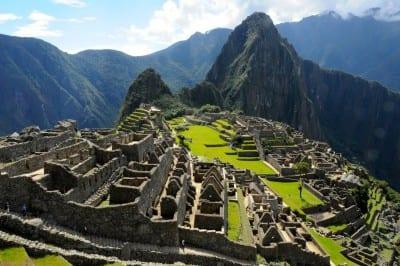 Como chegar em Machu Picchu, no Peru?