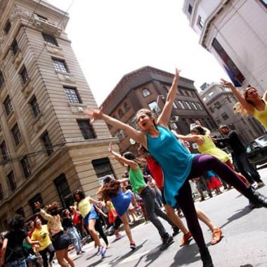 Carnaval chileno é um grande festival de artes em Valparaíso
