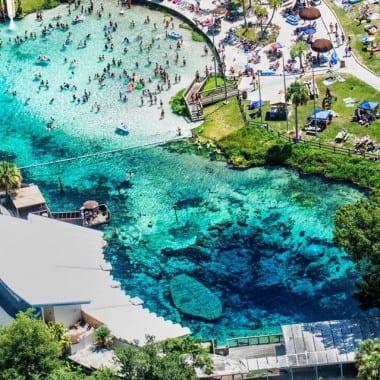 Parque Weeki Wachee é imperdível opção de lazer a baixo custo na Flórida