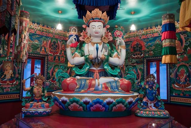 templos budistas do Brasil