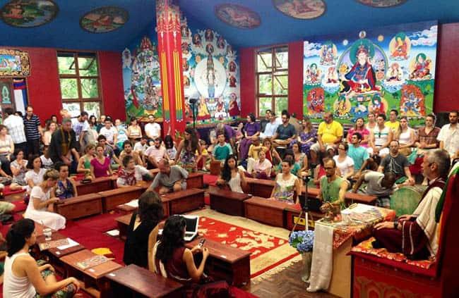 templos budistas do Brasil CEBB