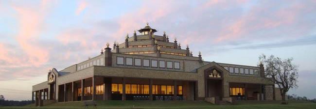 templos budistas do Brasil Kadampa