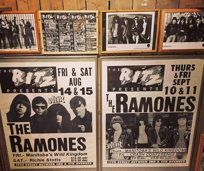 Museu do Ramones atrai fãs da banda punk em Berlim