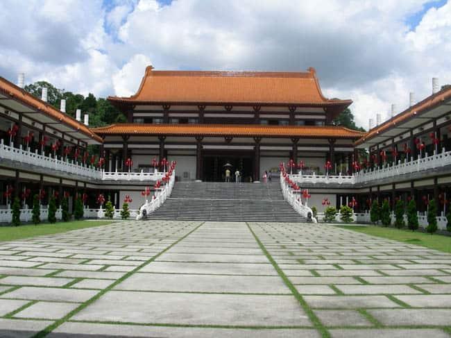 templos budistas do Brasil Zu Lai