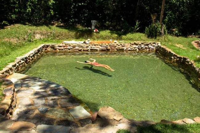 Chapada dos Veadeiros aguas termais