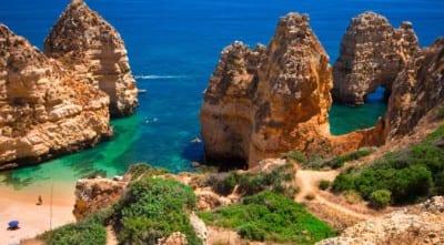 Algarve é um verdadeiro paraíso em Portugal