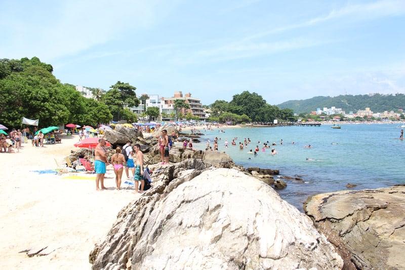 Praias de Bombinhas