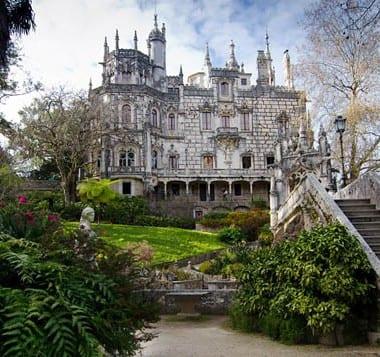 Quinta da Regaleira: um encantador cenário de conto de fadas em Portugal