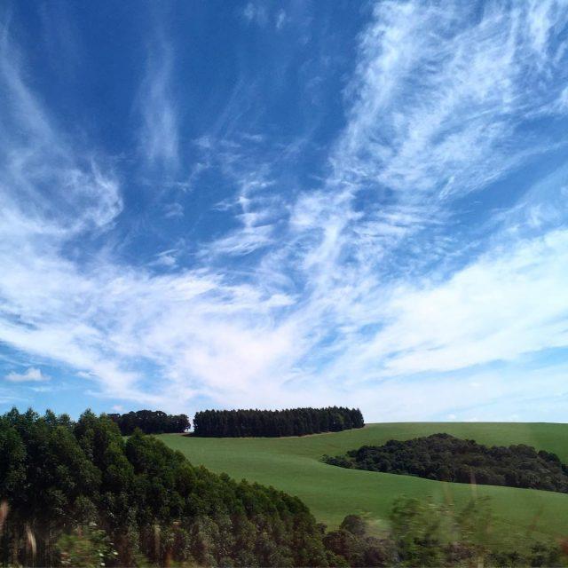 Quando a paisagem da viagem de carro  bonita igtravelhellip