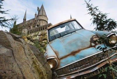 Novo parque do Harry Potter na Universal Studios Hollywood encanta os fãs da saga