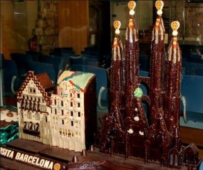 Conheça o Museu do Chocolate em Barcelona