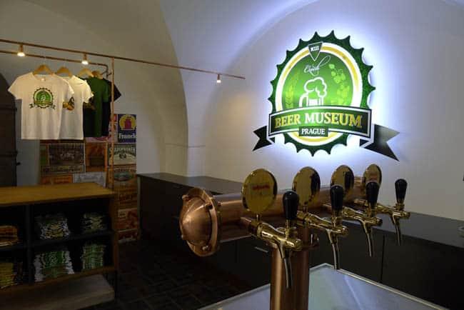 museu da cerveja praga