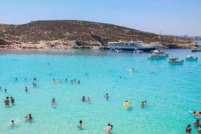 5 passeios imperdíveis na Ilha de Malta