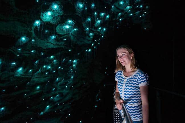 Cavernas Waitomo