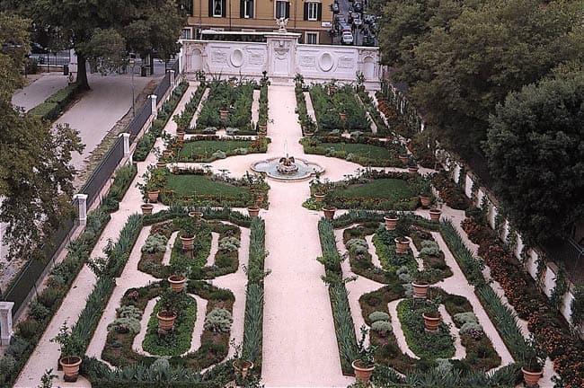 Jardins Borghese2