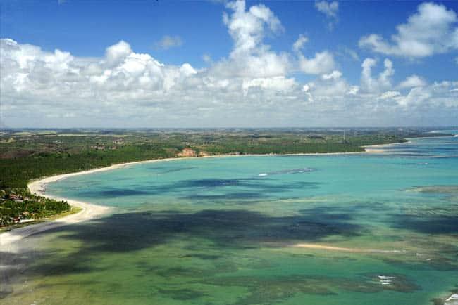 Conhecer a Costa dos Corais é tudo o que você precisa nas próximas férias