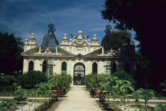 The Secret Gardens of the Villa Borghese