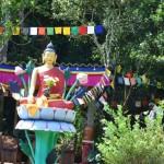 Entre Gramado e Porto Alegre existe um pedaço do Tibet