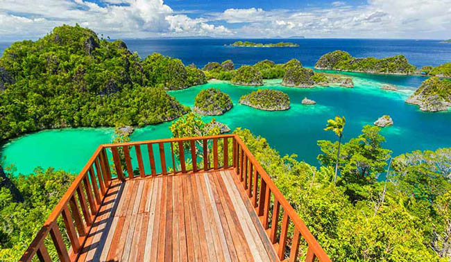 Pianemo Islands