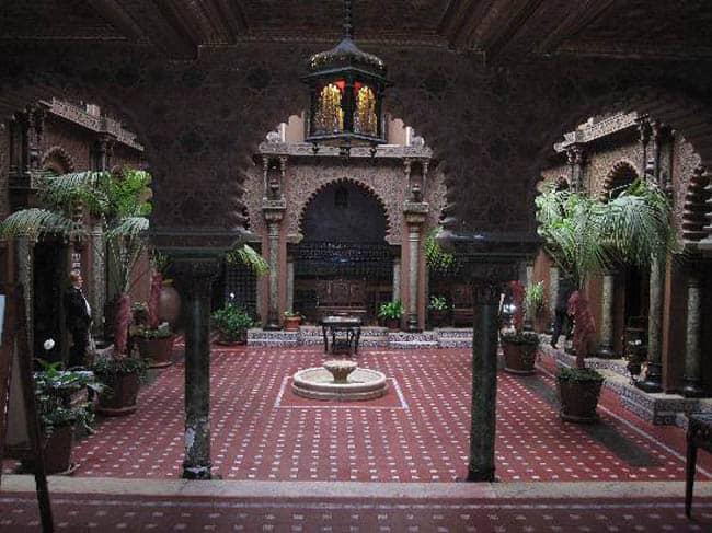 Casa do Alentejo em Lisboa mistura arquitetura árabe e cultura alentejana