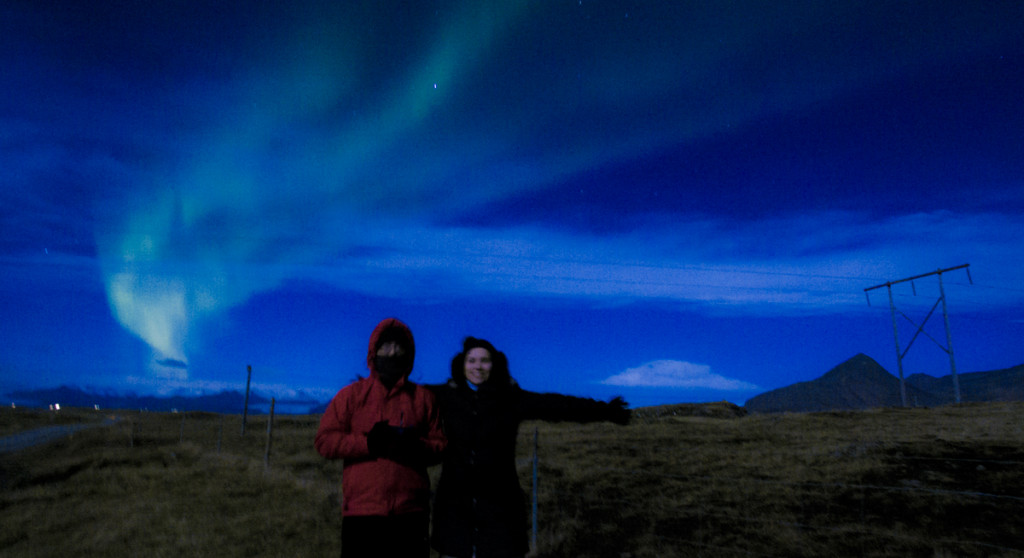 Viagem para a Islândia – a aurora boreal