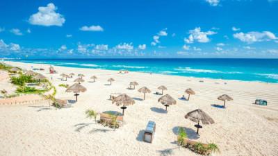 Pacotes internacionais com praias paradisíacas