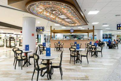 No Rio, aeroporto Galeão ganha unidade da Confeitaria Colombo