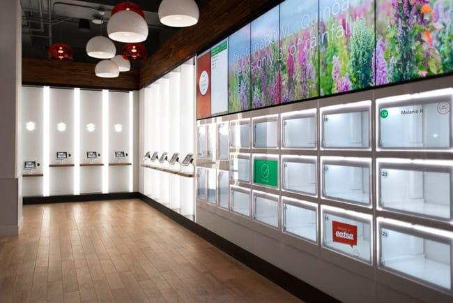 Conheça o Eatsa, um restaurante quase 100% automatizado no Estados Unidos