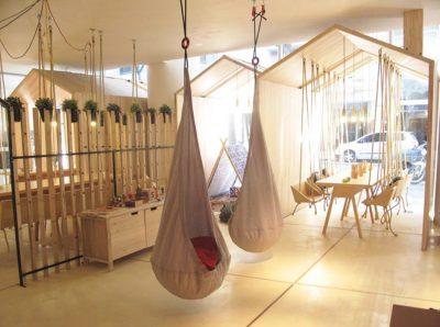 Café em Buenos Aires tem ambientes lúdicos para divertir crianças e adultos