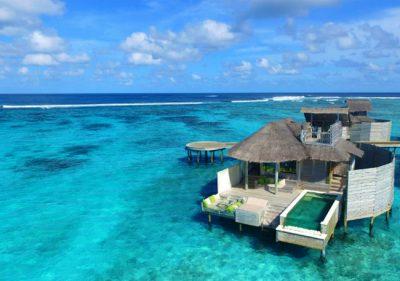 Hospedagem dos sonhos: resort Six Senses, nas ilhas Maldivas