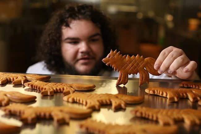 "Londres sedia padaria para fãs de Game of Thrones, chamada ""You Know Nothing John Dough"""