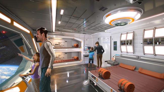 Disney World terá hotel do Star Wars com cenários imersivos numa galáxia distante