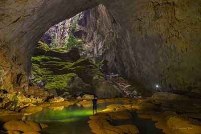 Conheça Son Doong, no Vietnã, considerada a maior caverna do mundo