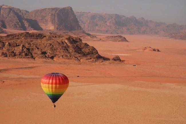 Viagem a Marte: o incrível deserto de Wadi Rum, na Jordânia