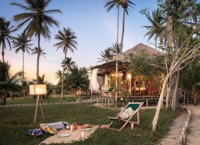Hospedagem dos Sonhos: Rancho do Peixe, na vila de Preá – Ceará