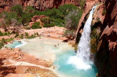 Entre as maravilhas do Grand Canyon está Supai, a vila mais isolada do Estados Unidos