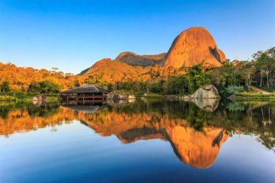 Parque da Pedra Azul, no Espírito Santo, reúne piscinas naturais, montanhas e trilhas