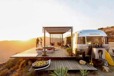Hospedagem dos Sonhos: Malibu Dream Airstream, na Califórnia