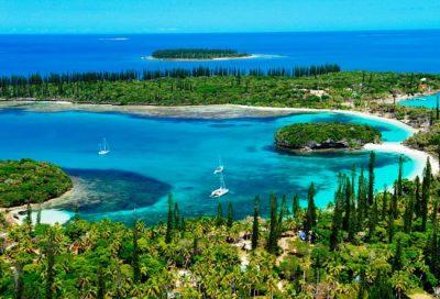 Pegue suas economias e vá para a paradisíaca ilha de Nova Caledônia