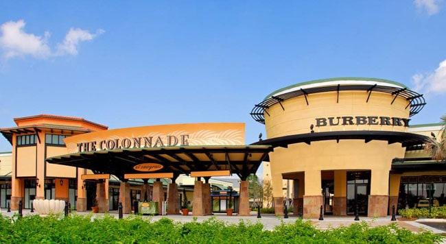 Guia de compras em Sawgrass Mills, o maior outlet e loja de varejo do EUA