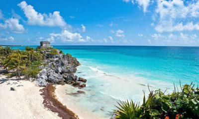 As 10 melhores praias de Cancún para curtir o mar caribenho