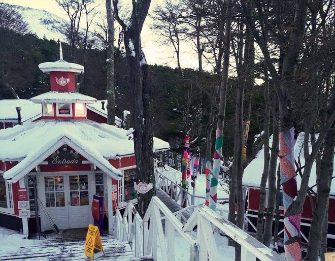 Conhecendo Ushuaia no inverno