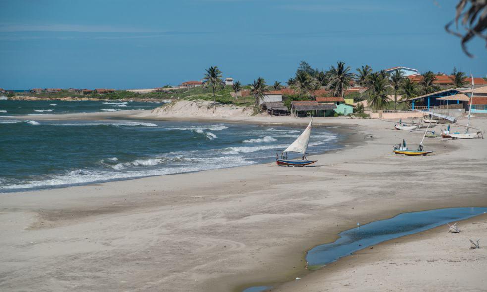 Fortim Ceará fonte: quantocustaviajar.com